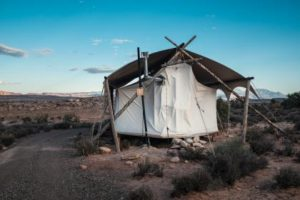 Do you know you can exchange your earthly tent to a permanent building?