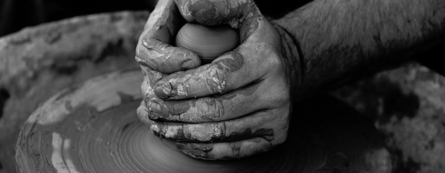 Lessons from Jacob's life history- #5, God orders the steps of the Godly and is a potter who shapes the clay at wheel